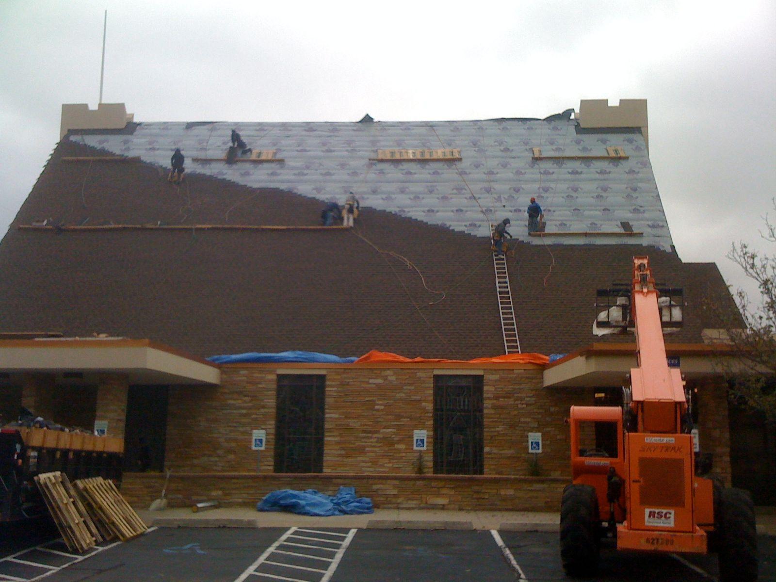 chapel hill shingle during